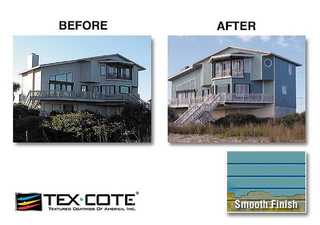 Texcote Supercote and Coolwall