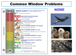 window noise