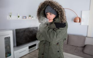 10 OF THE MOST COMMON HEATING PROBLEMS IN HOMES