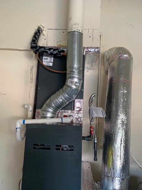 HVAC Replacement Riverside