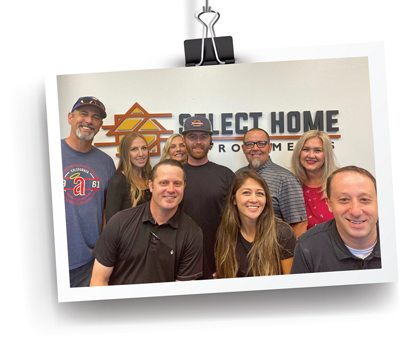 Select Home Improvement Team