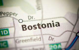 New Replacement Windows in Bostonia California