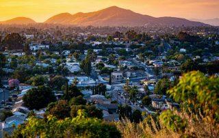 La Mesa, California (Landscape)