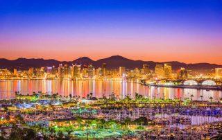 San,Diego,,California,,Usa,Downtown,City,Skyline.